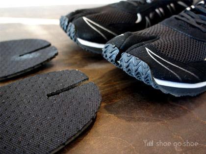 【 送料無料 】 ● 足袋型シューズ ● Lafeet Zipang (ラフィート・ジパング) / BLK   LZ1