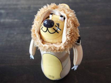 ★ thermomug / Animal Bottle (LION) ★