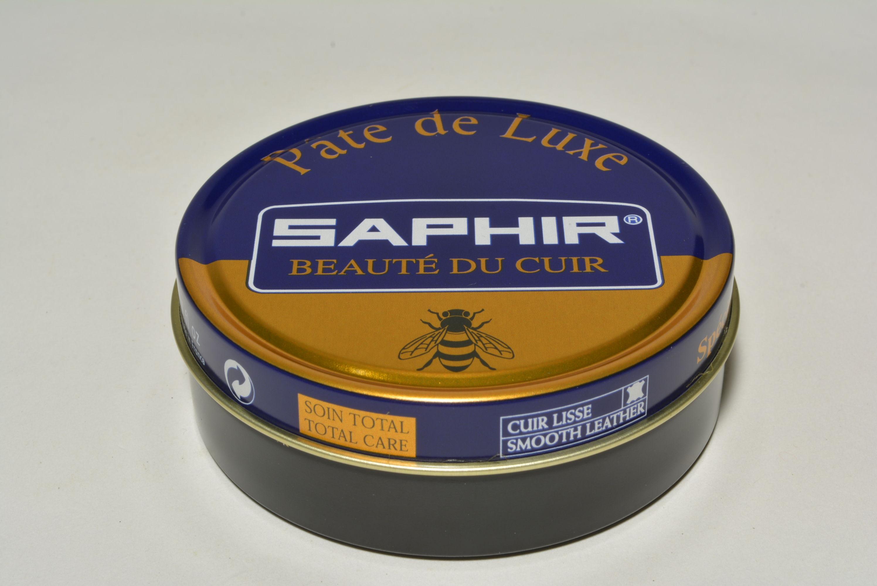 SAPHIR(サフィール) ビーズワックスポリッシュ(ツヤ出しワックス)