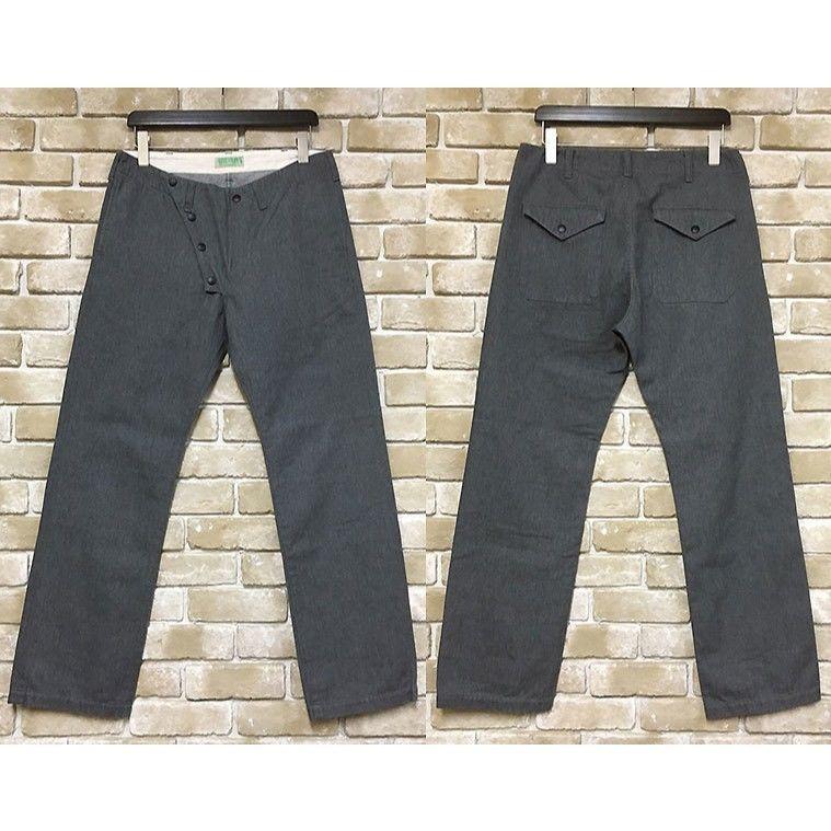 5WHISTLE(ファイブホイッスル) -WP1808 FIRE MAN PANTS(NAVY)