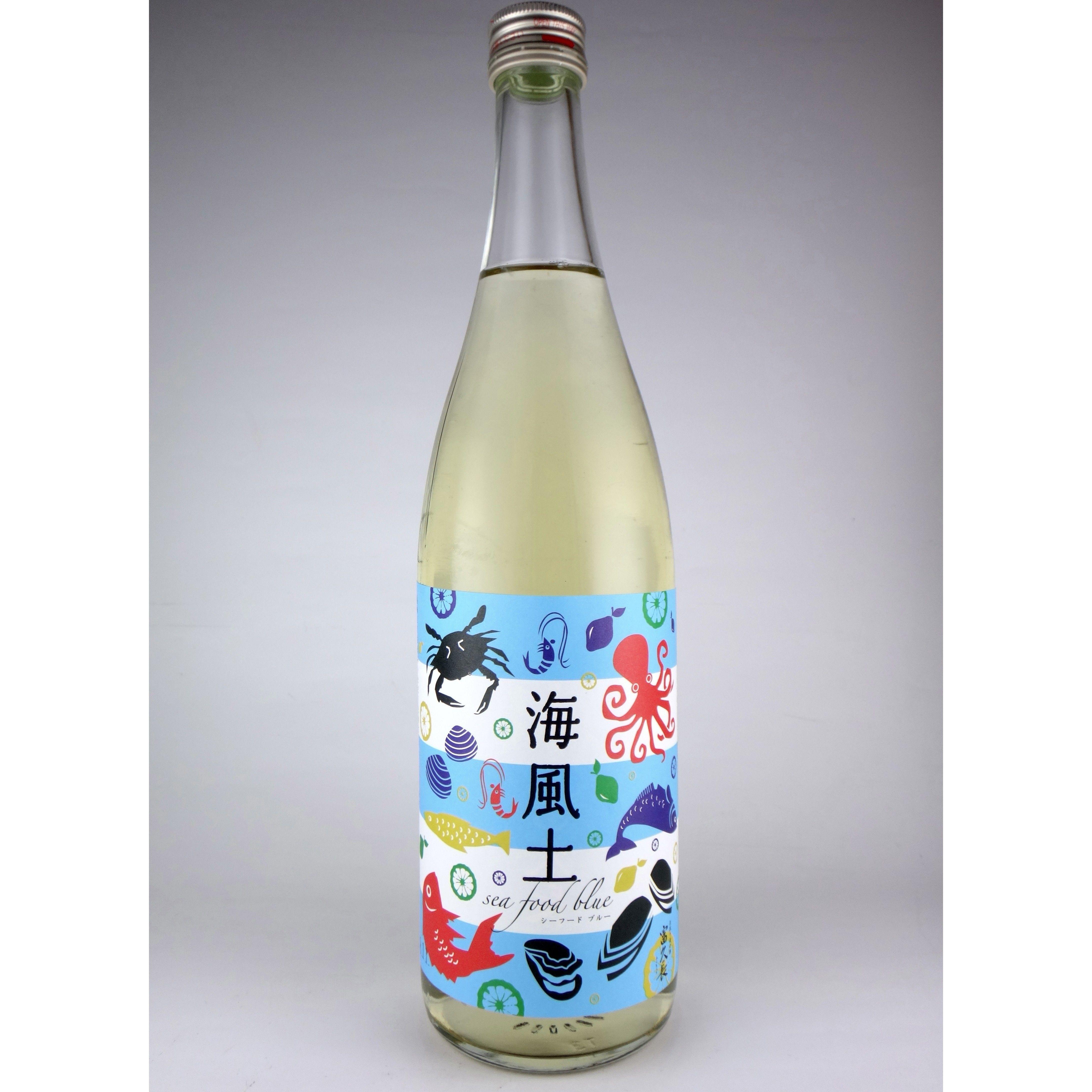 海風土ブルー(720ml)/今田酒造