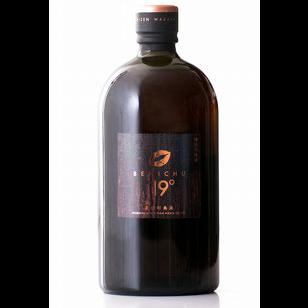 BENICHU19° ~樽熟成梅酒~/エコファームみかた