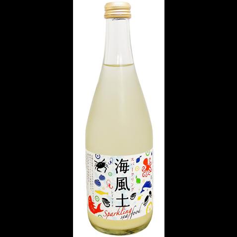 海風土Sparkling (500ml) /今田酒造
