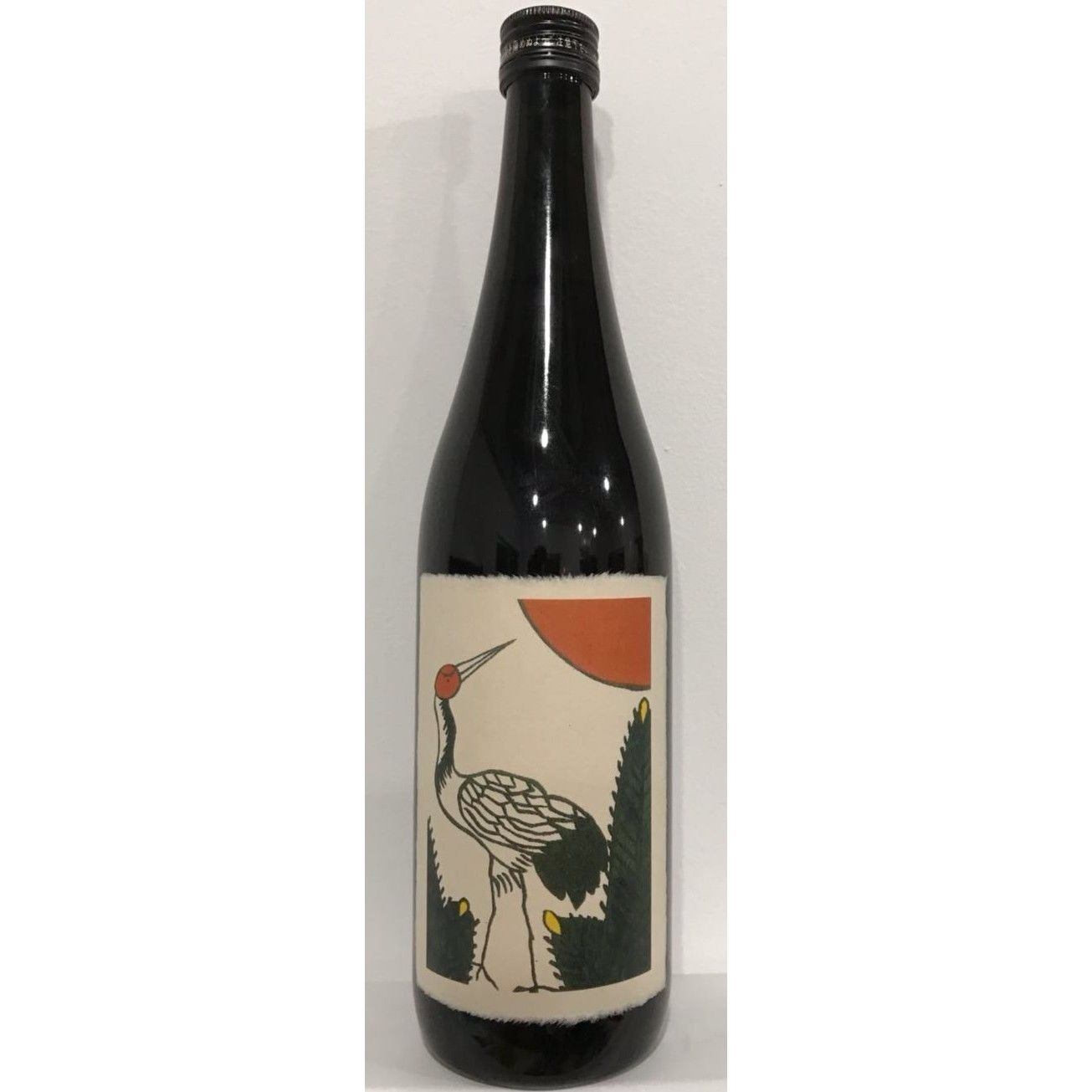 松に鶴ウイスキー梅酒/八木酒造