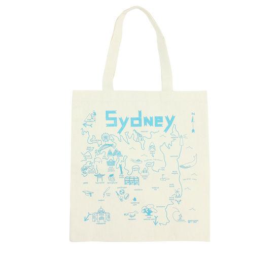 MAPTOTE/マップトート - トートバッグ Sydney (シドニー)