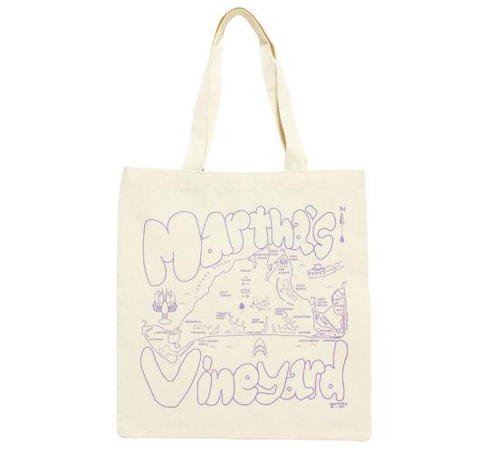 MAPTOTE/マップトート - トートバッグ Martha's Vineyard (マーサズヴィンヤード)