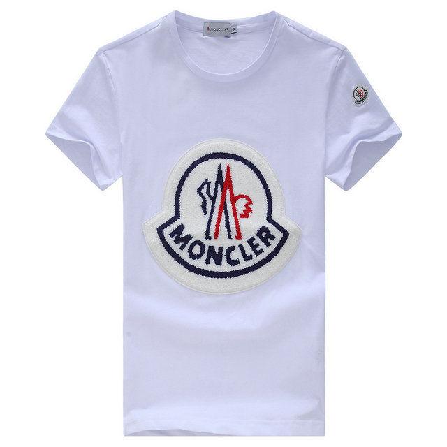 人気新品 Moncler モンクレールロゴTシャツ 半袖  男女兼用