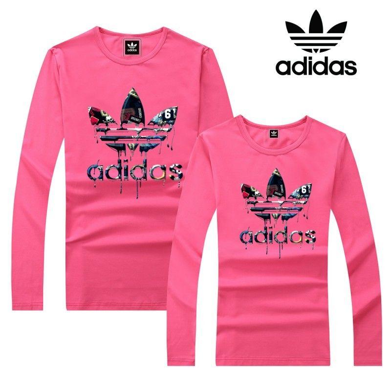 人気新品adidas ORIGINALS アディダス オリジナルス Tシャツ TREFOIL 三つ葉 メンズ レディース ユニセックス 長袖
