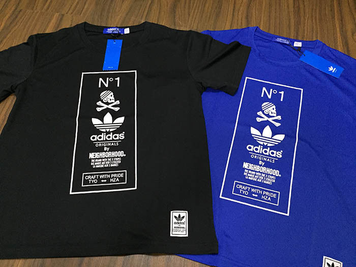 新品 adidas Originals(アディダスオリジナルス)Tシャツ 半袖 アウター タグ付きTシャツ 男女兼用