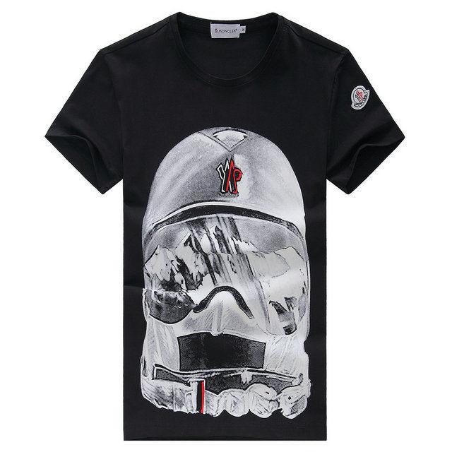 人気定番 モンクレールイラストTシャツ カットソー 半袖  男女兼用