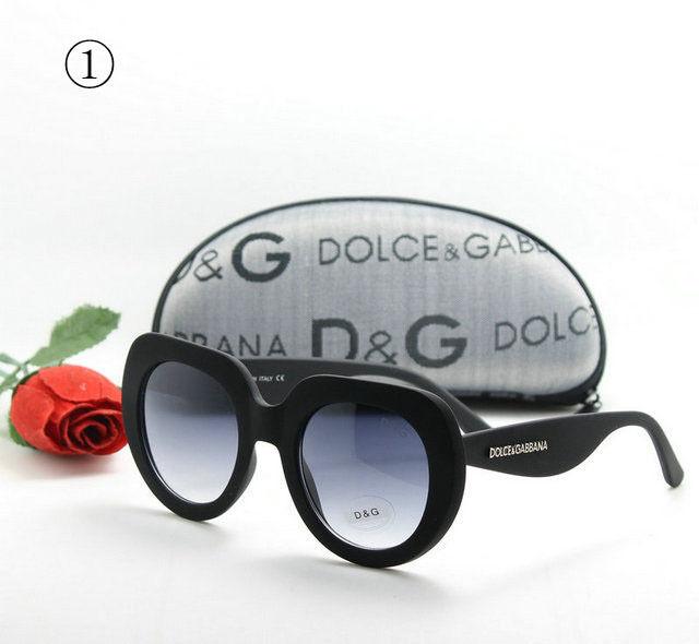 夏定番 D&G  ドルチェ&ガッバーナ  サングラス メガネ Dolce&Gabbana 眼鏡 男女兼用 送料無料