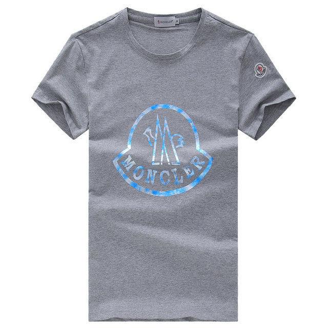 人気定番 モンクレールロゴTシャツ カットソー 半袖  男女兼用