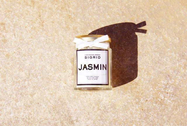 アロマキャンドル ジャスミン(トールサイズ)