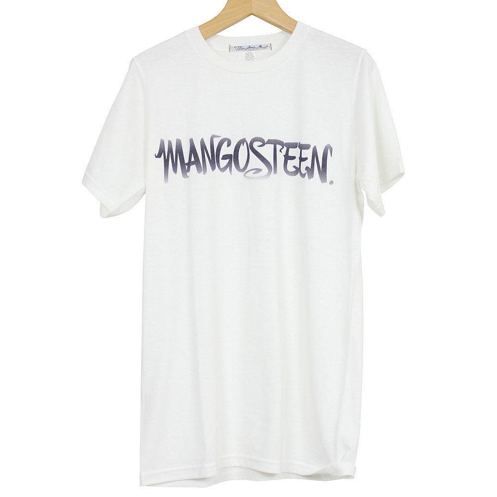 The Dawn B MANGOSTEEN  Tシャツ WHITE