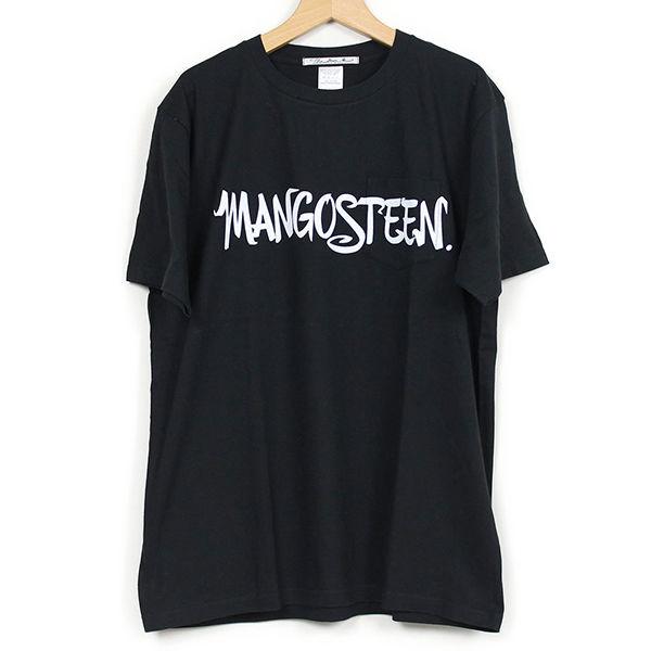 The Dawn B MANGOSTEEN  Tシャツ BLACK