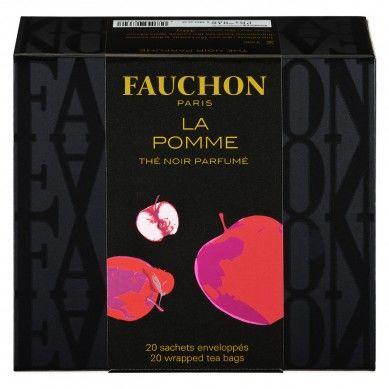 【 FAUCHON / TEA BAG 】