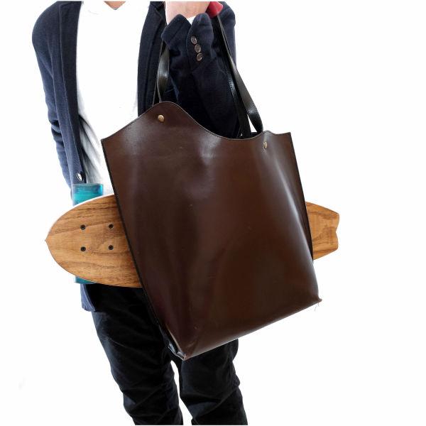 """SK8easy Original Bridle Leather Bag   """" WAVE"""""""