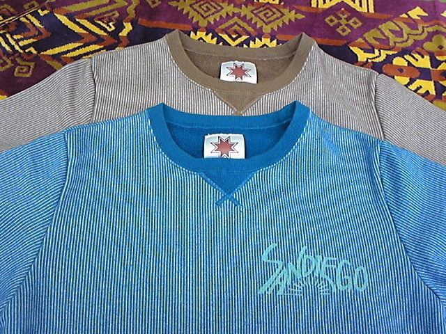 【SALE】 Nasngwam. 『SANDIEGO S/S SWEAT』