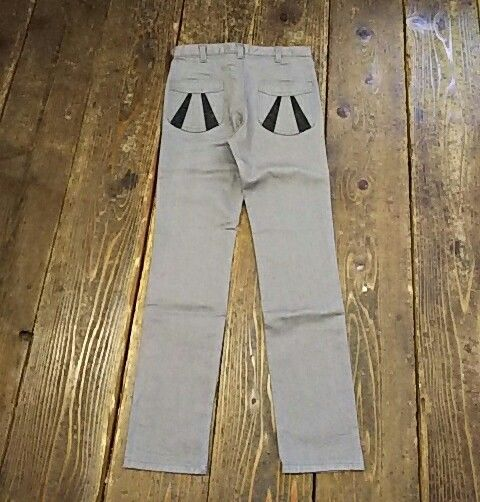Nasngwam. 『SUNSET PANTS gray』