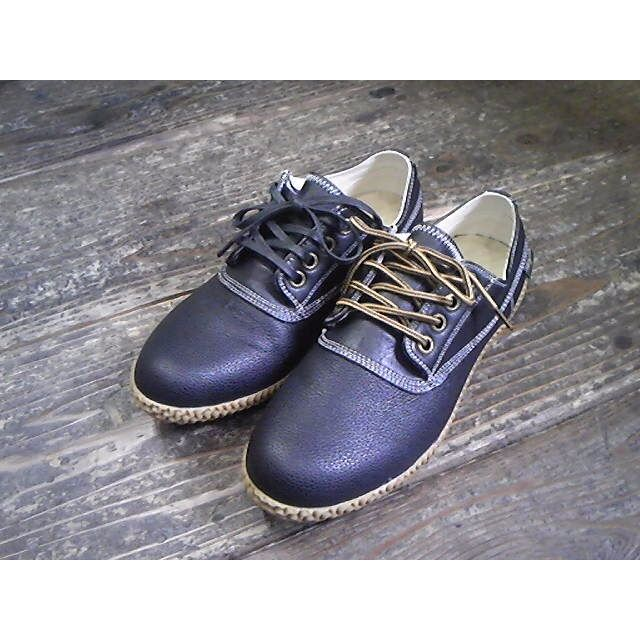 Nasngwam. 『VANTTLE SHOES black』