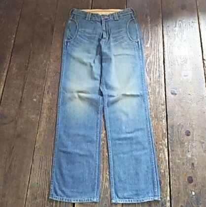 【SALE】 Nasngwam. 『COUNTRY DENIM PANTS Ⅱ』