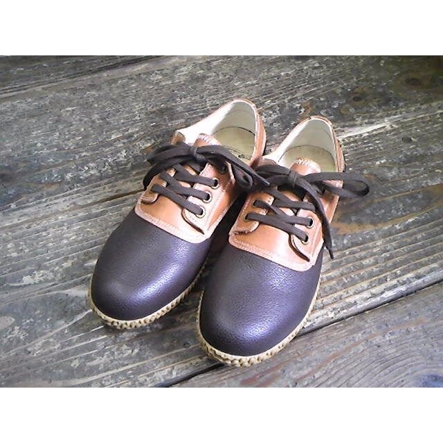 Nasngwam. 『VANTTLE SHOES brown』