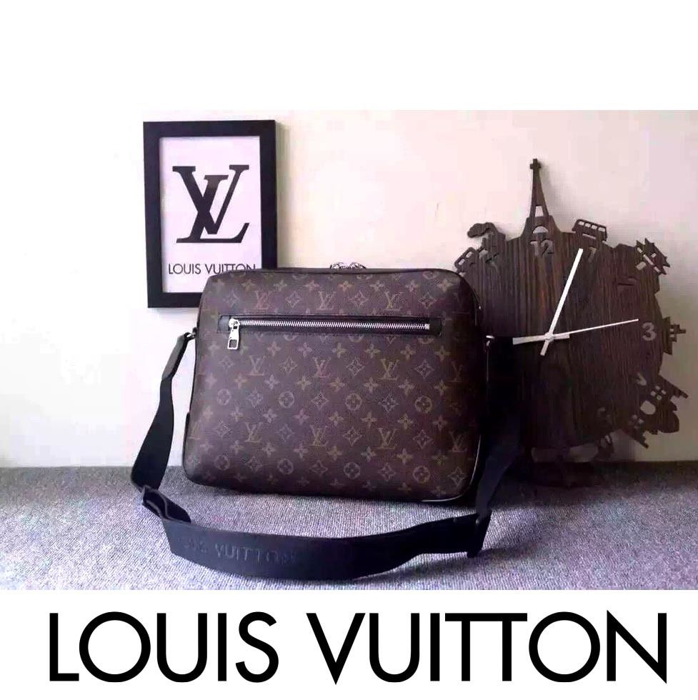 Louis Vuitton Mens ルイヴィトン メンズ モノグラムショルダーバッグ  高級品 40387