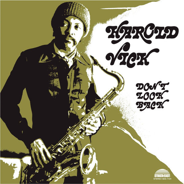 HAROLD VICK / Don't Look Back(LP)180g