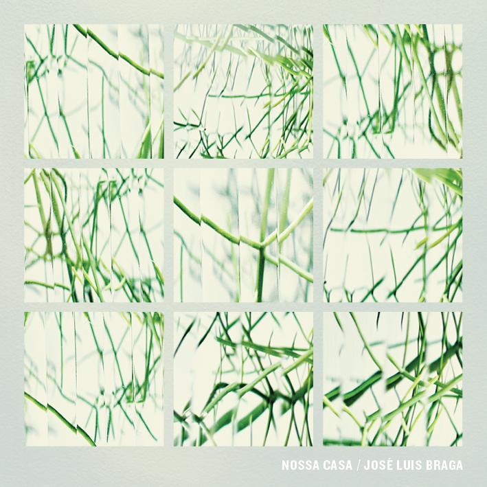 JOSE LUIS BRAGA / NOSSA CASA (CD)