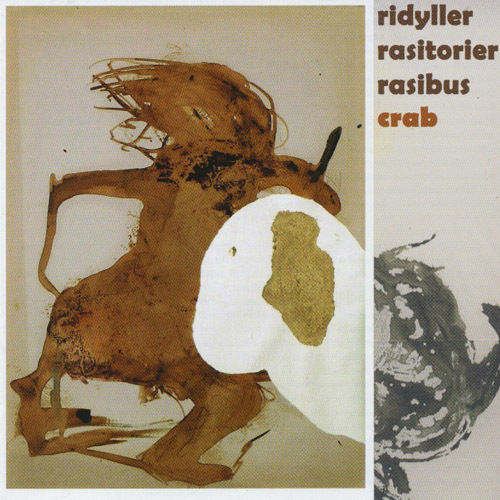 Philippe Crab / Ridyller Rasitorier Rasibus (CD)