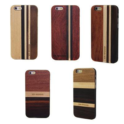 【MT071】iPhone6/6s ミックスウッド 木製 iPhoneケース シンプル おしゃれ バリエーション豊富