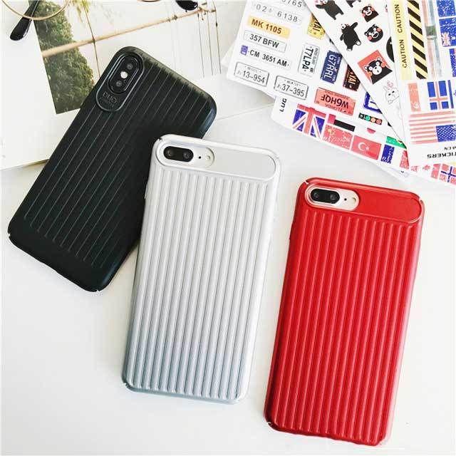 [MD368] ★ iPhone 6 / 6s / 6Plus / 6sPlus / 7 / 7Plus / 8 / 8Plus / X ★ シェルカバー ケース ステッカー付 シンプル アレンジ