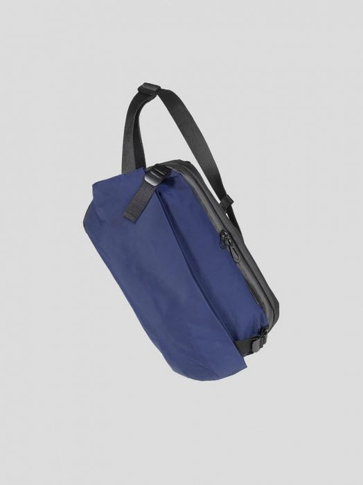 【28416】RISS  MEMORY TECH  - Midnight blue【30% Sale】Cote&Ciel コートエシエル ボディバッグ
