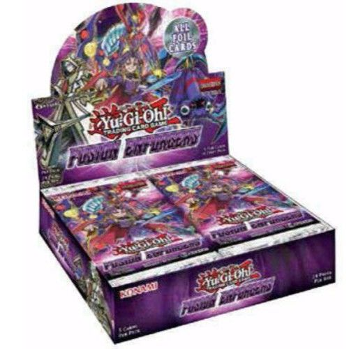 遊戯王 海外版  Fusion Enforcers Factory Sealed Booster Box