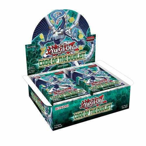 遊戯王海外 Code of the Duelist Sealed Booster Box