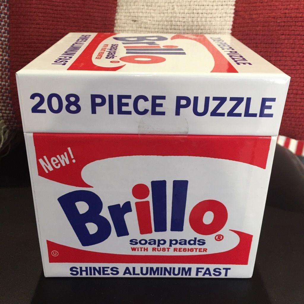 ブリロパズル