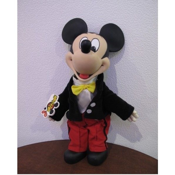デッドストック タキシードミッキーマウス