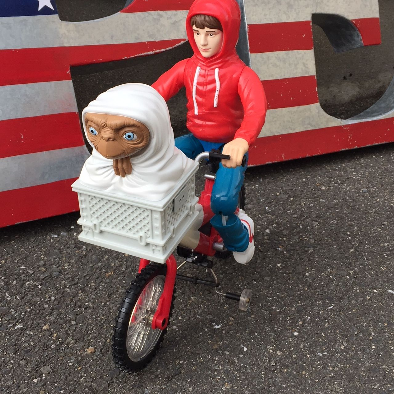 E.T.BICYCLE