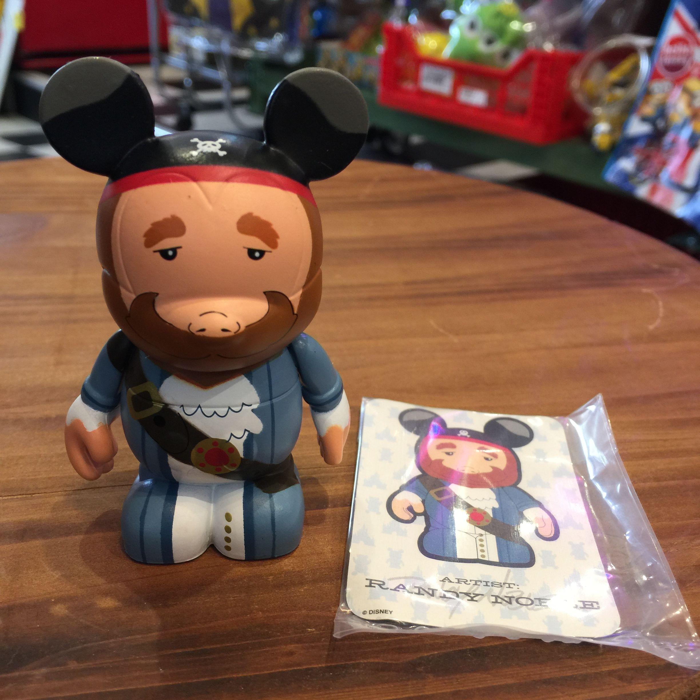 Disney バイナルメーション USED パイレーツ・オークショニア