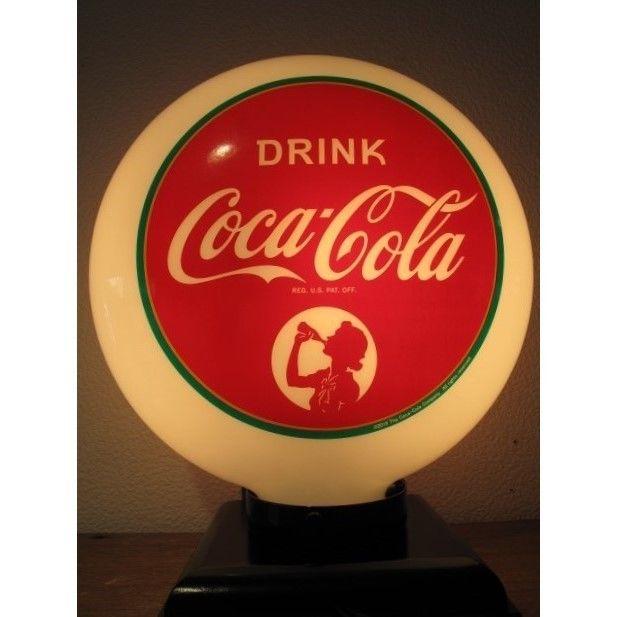 コカ・コーラ COCA-COLA ガソライト