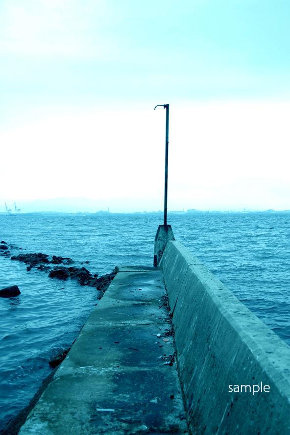 海 写真プリント 015