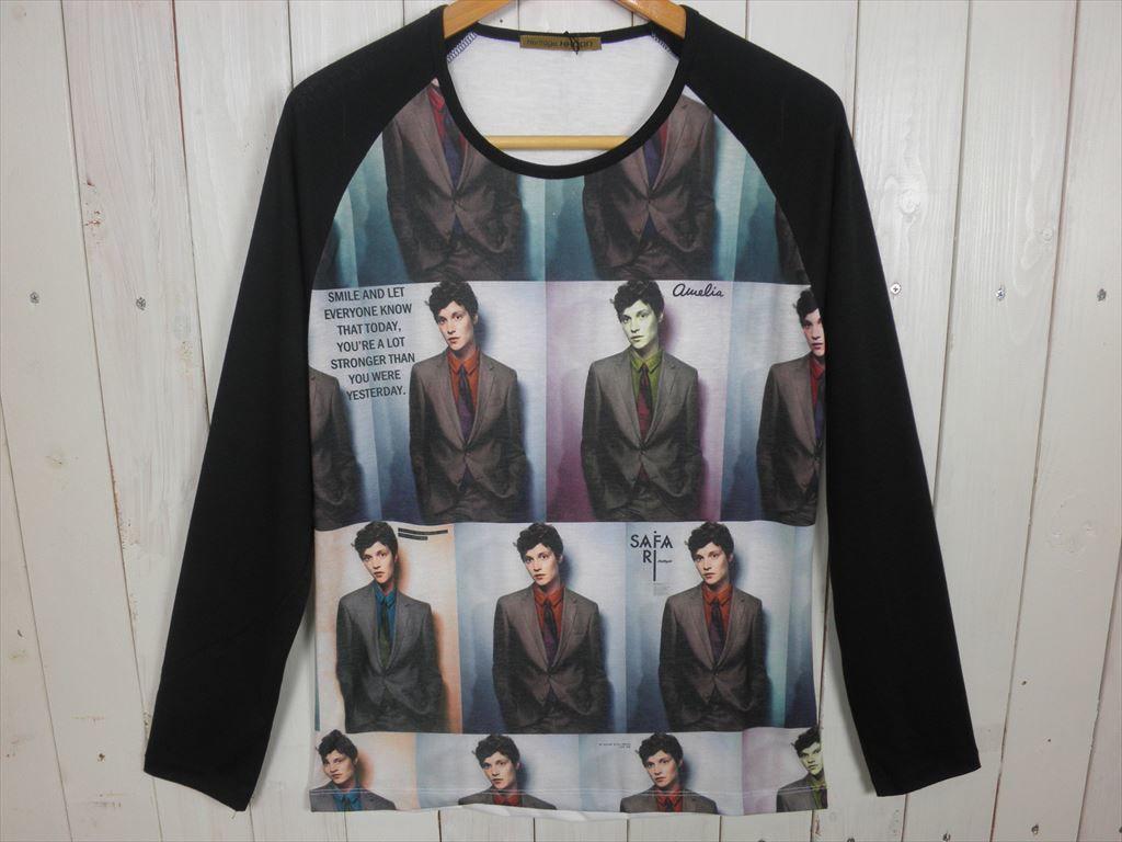 suitmen ラグラン L/STシャツ(サイズ L)