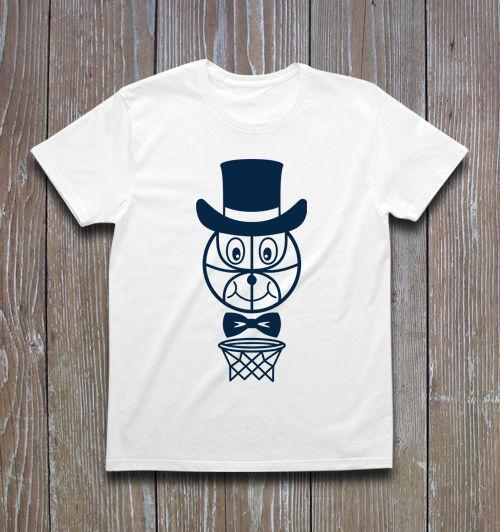 MR.バスケットボール Tシャツ