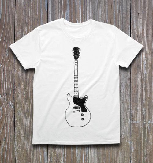 レスポール ジュニア Tシャツ