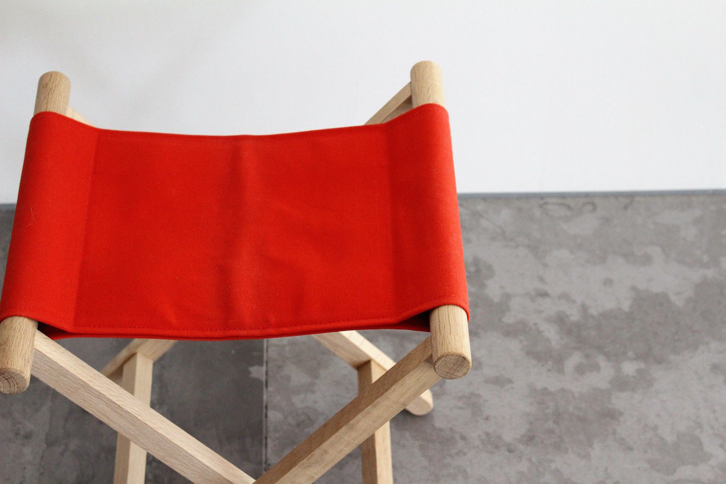 ORITATAMI CHAIR RED