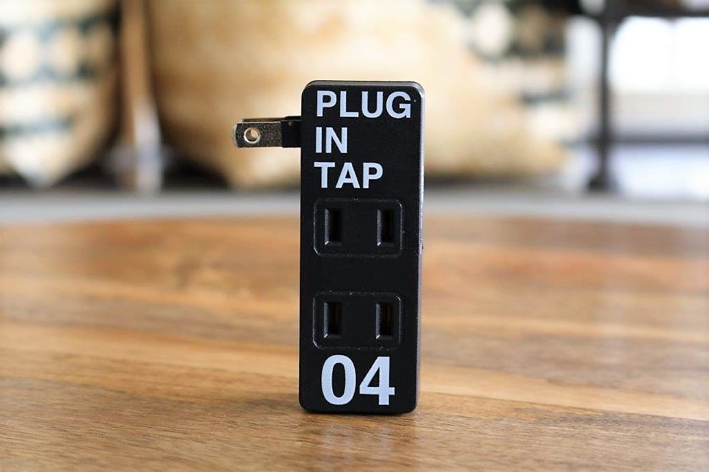 PLUG IN TAP SET -BLACK-