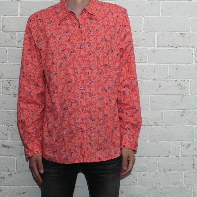 Wrangler Western L/S Shirt