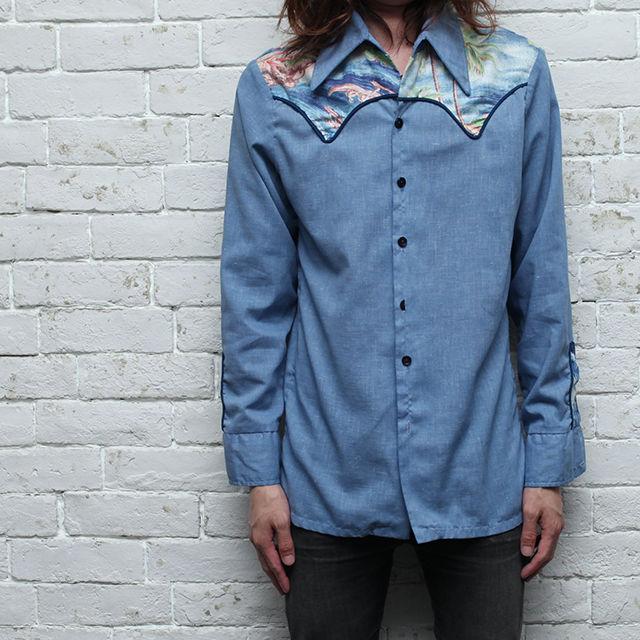 ウエスタンシャツ Western Shirt