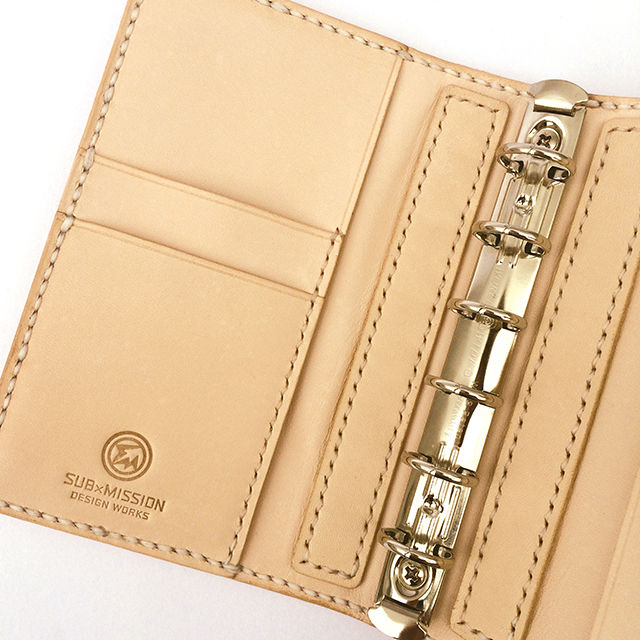 Mini 6-hole Filofax (Medallion)