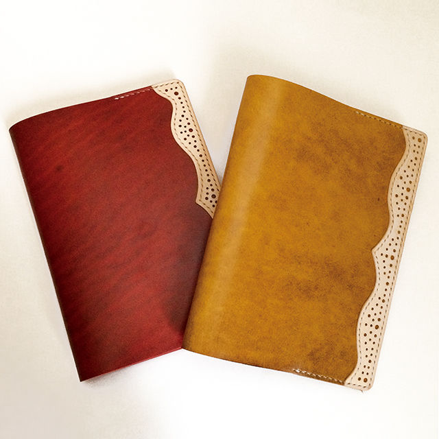 Notebook Cover (B6 / Medallion)